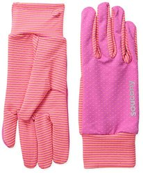 Saucony Women's Swift Gloves, Midnight/Morning Dew, Large