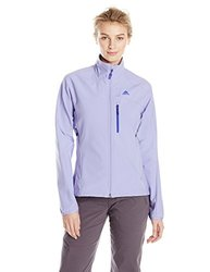 adidas outdoor Women's Terrex Swift Jacket - Light Purple - Size: XS