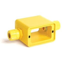 Woodhead 3090F Super Safeway Extended Depth Outlet Box