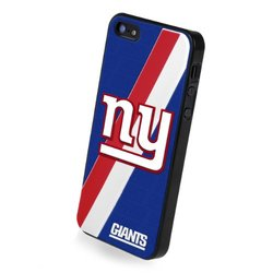 Forever Collectibles New York Giants Team Logo Hard Snap-On Apple iPhone 5 & 5S Case