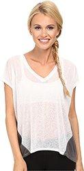 Soybu Women's Kristen Tee - White Size: Medium