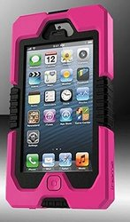 iHome by Lifeworks Technology Armo Specialty Tough Case for iPhone 5/5s - Retail Packaging - Pink