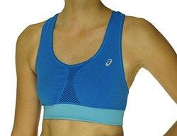 Women's Performance Run Versatility Seamless Bra - Natural Blue - Sz: M/L