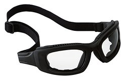 Aearoao Safety Maxim Black Frame Goggles
