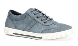 Muk Luks Men's Nick Shoes Fashion Sneaker - Grey - Size: 10