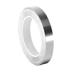 TapeCase Converted from 3M Lead Foil Tape 420 - Dark Silver