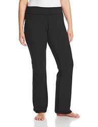 Soybu Women's Allegro Yoga Pants - Black - Size: XL