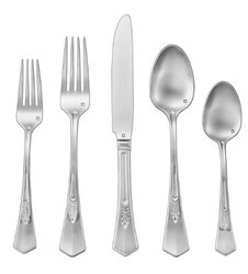 Cuisinart 20-piece Flatware Set: Cfe-01-pf20 Parisian Feast