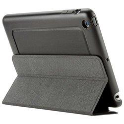 Speck Shift Folio Stand Case for iPad Mini - Black/Slate Grey