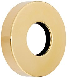 """Rohl ROGSCO14IB Modern Escutcheon Only Made of Brass 2 3/16"""" Outer Diameter & 1"""" or 26mm Inner Diameter for 1690 1580 1455/6 1455/12 1455/20, Inca Brass"""