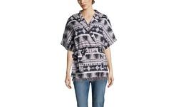 Bb Dakota Women's Lisel Jacket - Multi - Size: Medium