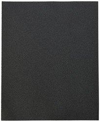 Norton T461 Tufbak Abrasive Sheet, Paper Backing, Silicon Carbide, Waterproof, Grit P120   (Pack of 50)