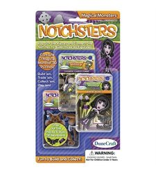 Dunecraft Notchsters Magical Monsters - Pack of 3 - Multi