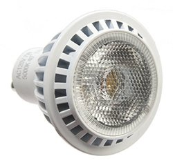 Avalon LED PP37 CREE Inside 7W LED GU10 (Pack of 5), Warm White