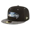 6427new era nfl 59fifty black out cap mens