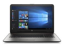 HP 17-x020nr 17.3-Inch Notebook (Core i3, 8  GB RAM, 1 TB HDD)