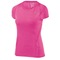 3349asics heathered short sleeve t shirt 1 womens
