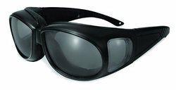 Specialized Safety Products SSP 13197 Kachess SM A/F Unisex Safety Glasses with Smoked Anti-Fog Lenses