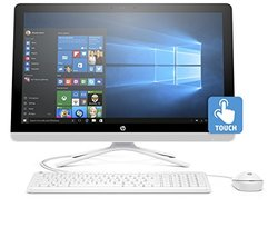 "HP 23.8"" All-In-One Desktop 2.2GHz 8GB 1TB Windows 10 Home (24-g020)"