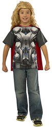 Rubie's Boy's Avengers 2 Age of Ultron Thor Costume - Multi - Size: M