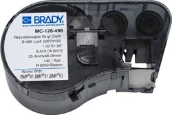 Brady M-128-498 Labels for BMP53/BMP51 Printers