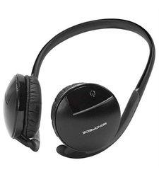 Monoprice Bluetooth Wireless Stereo Headset - Black (108582)