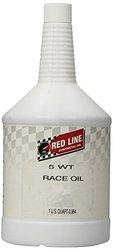 Red Line 10004 5WT Race Oil (1 Quart/32 ounce)