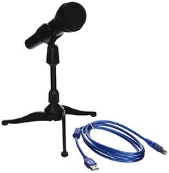 Sound Magic iClone Green VRMS USB Intelligent Microphone