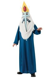 Adventure Time Child's Ice King Costume - Large