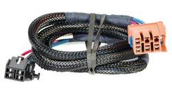Husky 31708 Custom Wiring Harness for Brake Controller