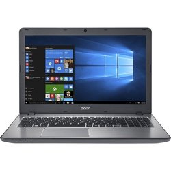 "Acer Aspire F15 15.6"" Laptop i7 8GB 256GB Win10 - Black (F5-573G-7791)"