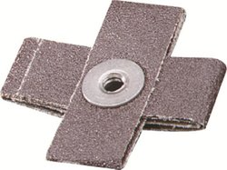United Abrasives/SAIT 48056 3X1 8Ply 60X Cross Pad, 50-Pack