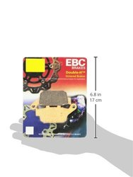 EBC Brakes Sintered Copper Alloy Disc Brake Pad for Superbike (FA140HH)