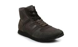 Izod Cally Men's Chukka Boot Color-Black Size- 9.5