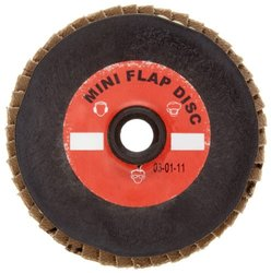 Locking Flap Disc, 2in, 80, Medium