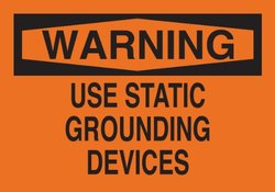 Brady 41131, Electrical Hazard Sign (Pack of 10 pcs)