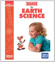 ETA hand2mind VersaTiles Earth Science Grade-1 Activity Book - Set of 5