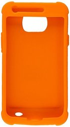 Trident Case PS-SGX2-OR Perseus Case for Samsung GALAXY S II (GT-i9100, SGH-i777)-AMS Compatible - 1 Pack - Retail Packaging - Orange