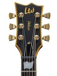 ESP EC1000VB Standard Top Left Handed Electric Guitar (Vintage Black)
