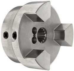 "Lovejoy 6.18"" OD 27T Spline Bore Size L276 Cast Iron Jaw Coupling Hub"