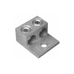 Aluminum Mechanical Lugs Two Conductors - One Hole Mount 1000MCM-350MCM (Pkg of 3)
