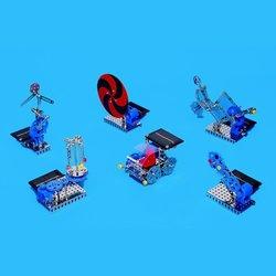 Eitech 210-Piece Solar Series Motorized Deluxe Construction Set