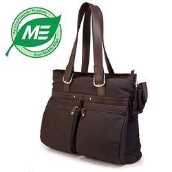 Mobile Edge ECO Casual Tote - notebook carrying chocolate