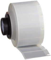 "TLS 2200 & TLS PC Link 1""x0.5"" Polyester Matte Finish Silver Label- 500 ct"