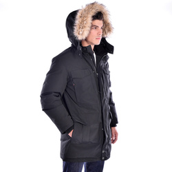 Arctic Expedition Down Parak - Black - Size: X-Small (V7783R0-28)