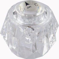 Delta 35021 Acrylic Lavatory Faucet Handle