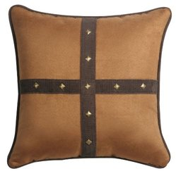 Jennifer Taylor Clovis Collection Pillow, 14-Inch by 14-Inch