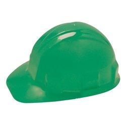 Sentry III High Density  Hard Hat W/  Ratchet Suspension - Green - 12 Pack