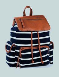 Madden Girl Trender Backpack - Navy/White