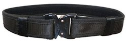 Fusion 2.00-Inch Patrol Belt - Black - Size: Small